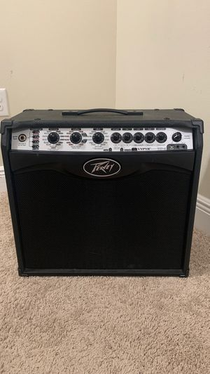 PEAVEY VYPYR VIP 2 40W 1X12 Modeling Combo Amp Black from Guitar Center for Sale in Gulf Breeze, FL