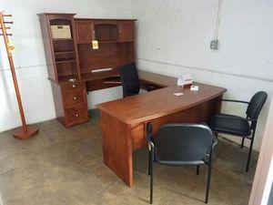 Executive u desk for Sale in Miami, FL