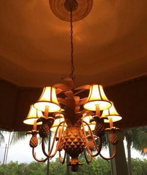 Pineapple chandelier for Sale in Colonial Heights, VA