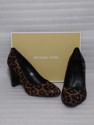 Michael Kors heels. Size 8.5 women's shoe. Brand new in box. Retail $160 for Sale in Suffolk, VA