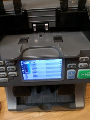 N-gene commercial grade cash counter for Sale in Brooklyn, NY