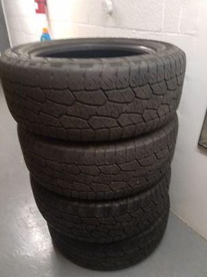 4set tires Hankook 275/55R20 for Sale in Falls Church, VA