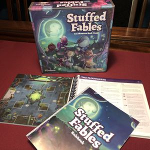 Stuffed Fables board game for Sale in Chandler, AZ