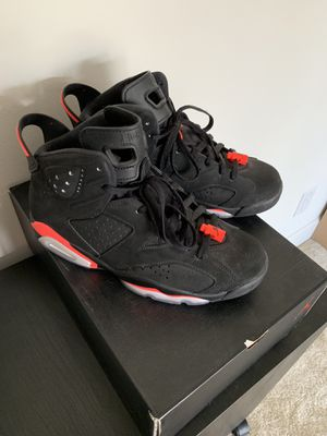 Nike Air Jordan Retro Infrared 6 2014 for Sale in Alexandria, VA