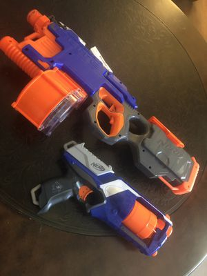 Nerf guns for Sale in Oklahoma City, OK