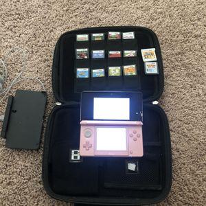 Nintendo 3ds pink for Sale in Oceanside, CA