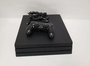 PS4 CUH-7215B 1TB + 1 controller #8876-1 for Sale in Medford, MA