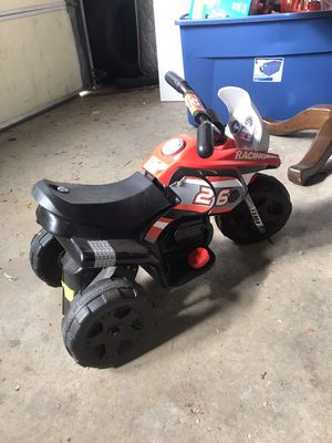 Toddler motorcycle for Sale in Fresno, CA