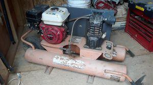 Ridgid HONDA GX160 Powered Air Compressor for Sale in Ellenwood, GA