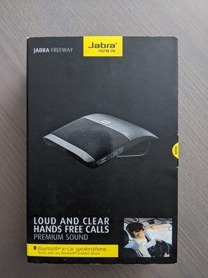 Jabra FREEWAY Bluetooth Wireless Car Speaker for Sale in Issaquah, WA