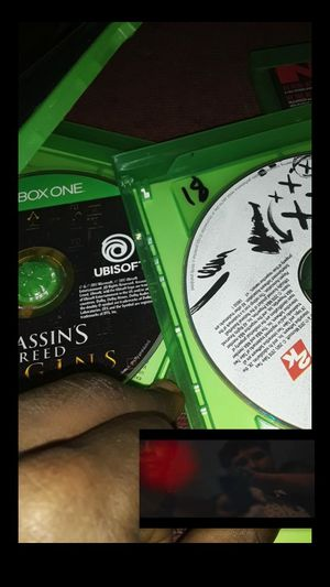 Xbox1 2k19 and assans creed for Sale in Dallas, TX