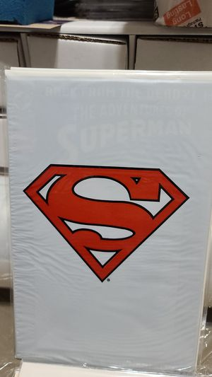 DC COMIC, Adventure of Superman, #500 Collector edition for Sale in Albuquerque, NM