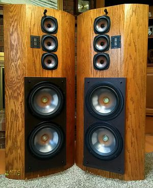 VINTAGE SPEAKERS - INFINITY RS II - RARE - CONSECUTIVE #'S - READ AD👀 for Sale in Maricopa, AZ