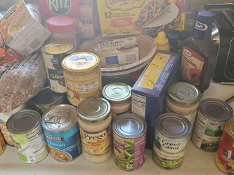 FREE FOOD - EXPIRED 2ND HALF OF 2020 - P/U NEAR 9 MILE & GRATIOT for Sale in Detroit,  MI