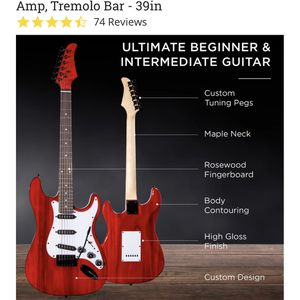 Electric Guitar Starter Package for Sale in Miami, FL