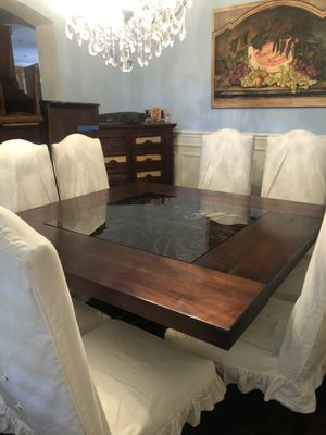 Dining Table & 8 chairs for Sale in Cooper City, FL