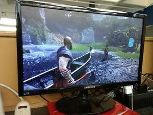Samsung 22 inch widescreen gaming display with 2 HDMI ports for Sale in Washington, DC