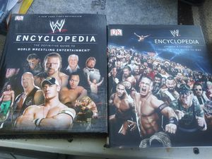 wwe encyclapedia books for Sale in Los Angeles, CA