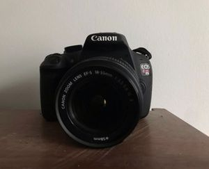 Canon Rebel T5 for Sale in Westerville, OH