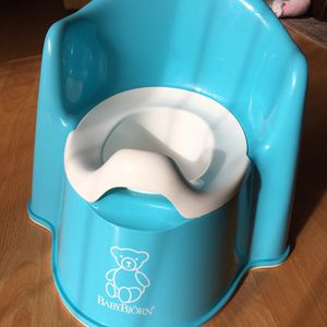 Baby Bjorn Potty Chair for Sale in Palos Verdes Estates, CA