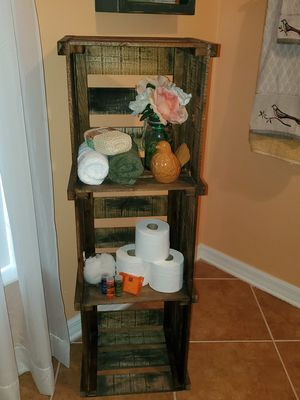 Farmhouse Display/Storage Shelving for Sale in Lake Mary, FL