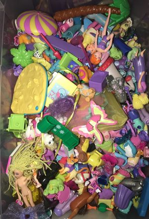 Polly pocket girls pets and accessories for Sale in Clermont, FL