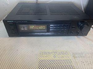 ONKYO RECEIVER MODEL TX-800 for Sale in Philadelphia, PA