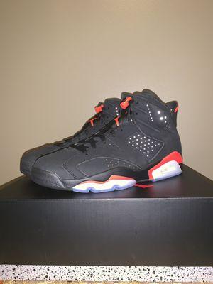 Brand New Jordan 6 Infrareds size 10 for Sale in Nokesville, VA