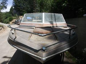 Bow rail 40. Bow light 10. for Sale in Lake Arrowhead, CA