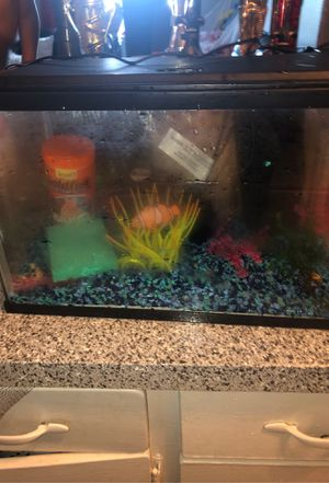 Fish tank for Sale in Fort Worth, TX