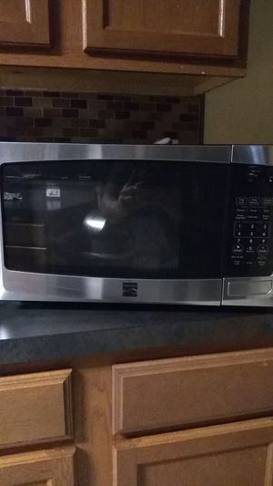 900w Kenmore microwave for Sale in Apopka, FL