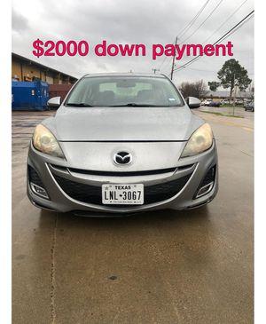 2013 Mazda Mazda3 for Sale in Dallas, TX