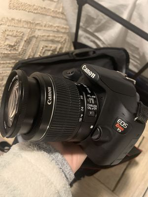 CANON REBEL T5! DSLR Professional Camera for Sale in Apopka, FL