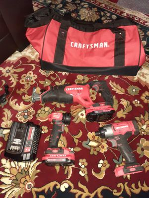 Craftsman power tools for Sale in Union City, GA