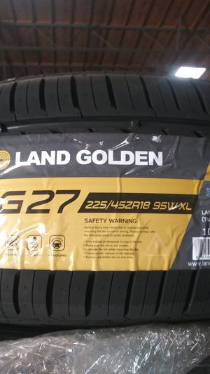 Land Golden Tire for Sale in Riverside, CA