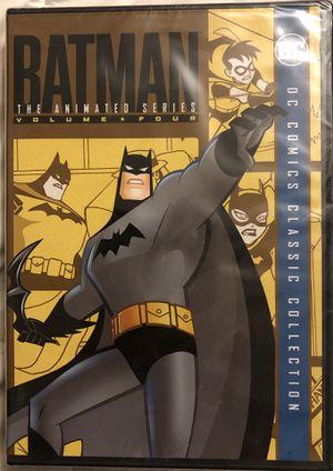 Batman the Animated Series Volume 4 DVD for Sale in Hacienda Heights, CA