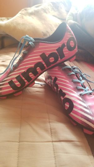 Soccer shoes size 1.5 for Sale in Sanger, CA