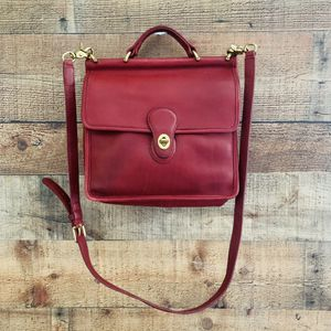 Coach Vintage Leather Purse for Sale in South Jordan, UT