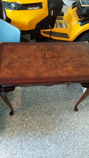 Wooden writing desk for Sale in Downers Grove, IL