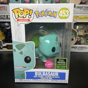 Funko Pop Bulbasaur ECCC Exclusive for Sale in Chandler, AZ