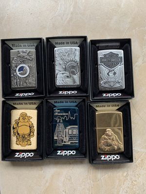 Zippo for Sale in San Jose, CA