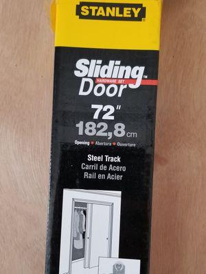 """Stanley sliding door hardware set 72"""" for Sale in Fort Lauderdale, FL"""