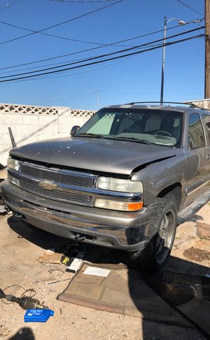 2002 chevy suburban parting out for Sale in Las Vegas, NV