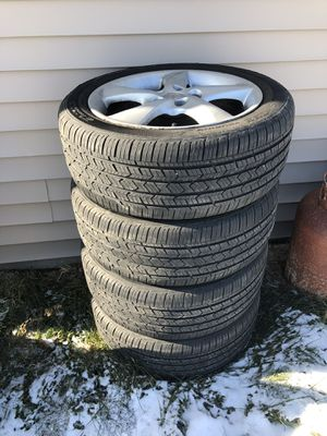 2005 Mazda 6 OEM RIMS w/ NEW tires! for Sale in Two Rivers, WI