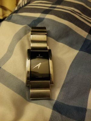 Movado mens watch for Sale in St. Louis, MO