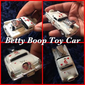 One of a Kind Betty Boop collectible Mini Toy Car for Sale in Laurel, MD