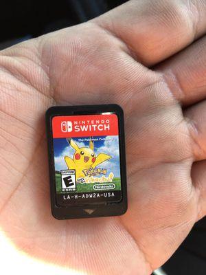 Nintendo switch Pokémon for Sale in Riverside, CA
