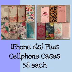 iPhone 6(s) Plus Cellphone Cases for Sale in Victorville, CA