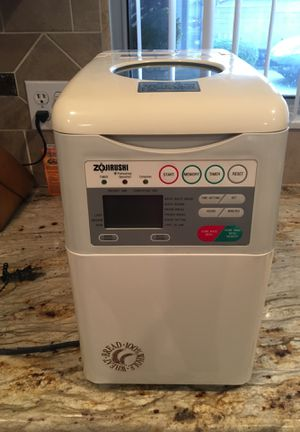 Zojirushi Bread Maker for Sale in Anaheim, CA