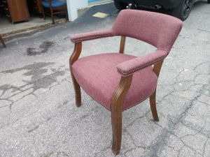Mid Century Modern Club Chair - Made in 1995 by Miller in NC! for Sale in Raleigh, NC